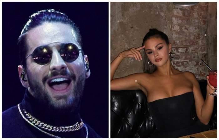 """Selena Gomez l-a refuzat pe Maluma: """"Nu ar trebui să se coboare în halul ăsta"""""""