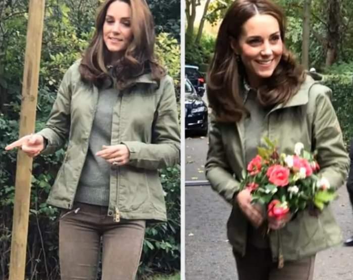 Kate Middleton și-a încheiat concediul de maternitate. Ce au observat oamenii la prima vizită oficială, de după naștere