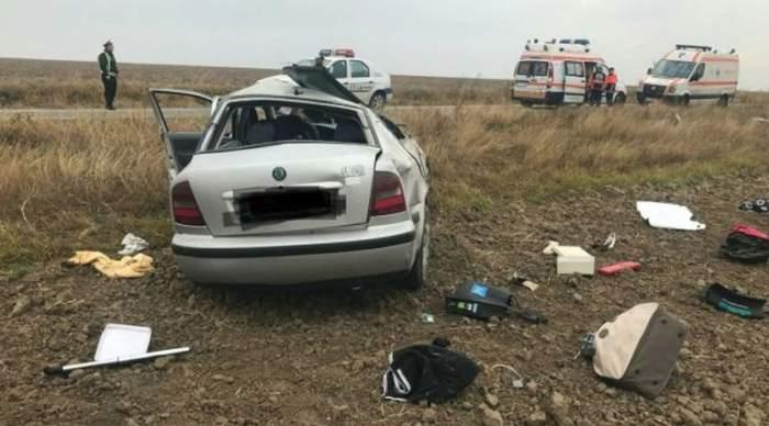 Accident cumplit, sâmbătă dimineaţă, în Constanţa. O tânără de 29 de ani a murit!