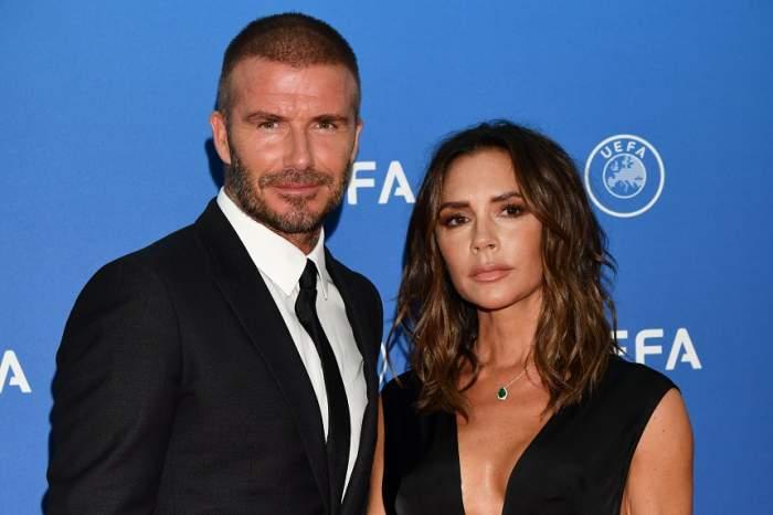 Victoria Beckham s-a internat într-un centru de tratament în Germania,după ce soțul ei a recunoscut că au probleme în mariaj