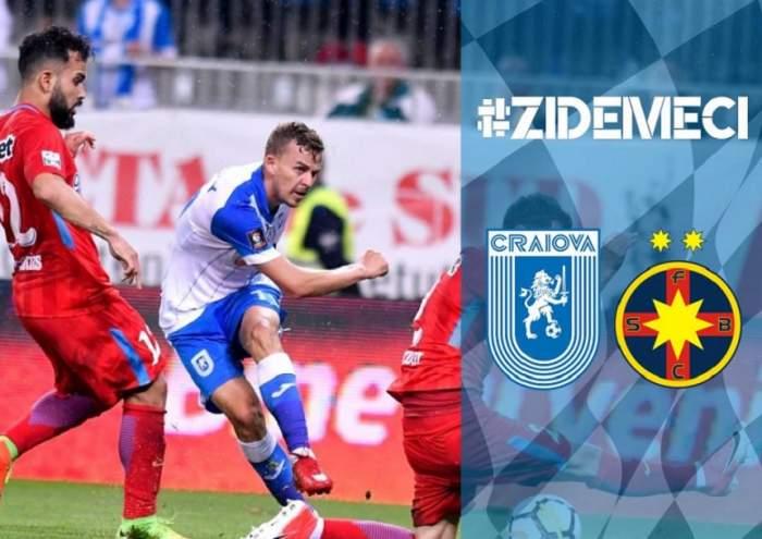 FOTO / Decizia luată de CSU Craiova, legată de meciul cu FCSB, după moartea lui Ilie Balaci