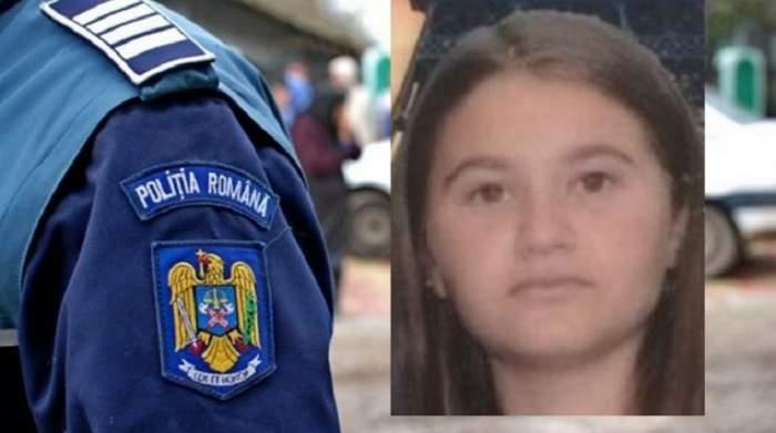 FOTO / Aţi văzut-o? Poliţia caută neîncetat o fată de 13 ani care a fugit de acasă