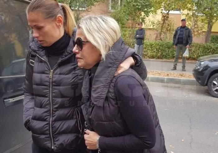 FOTO / Scene cutremurătoare acasă la Ilie Balaci! Fiicele lui sunt împietrite de durere!