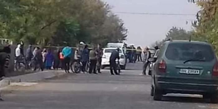 Crimă șocantă în Brăila! Craniul unui polițist a fost găsit în podul casei