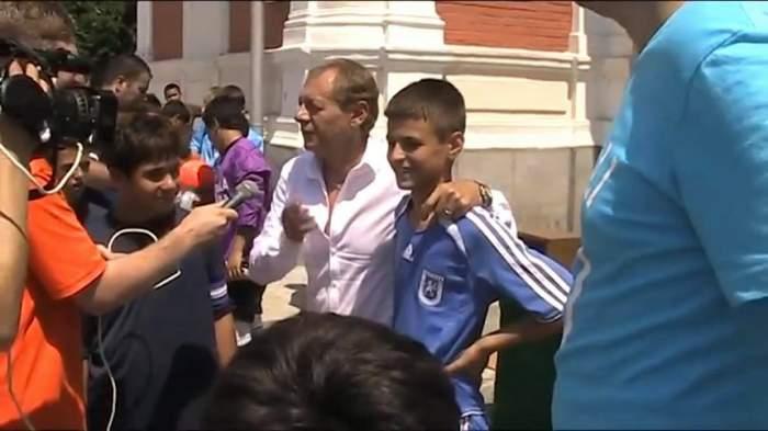 """VIDEO / Filmarea cu Ilie Balaci din club a fost făcută publică! Cu cine a petrecut """"Minunea Blondă"""" înainte să moară"""