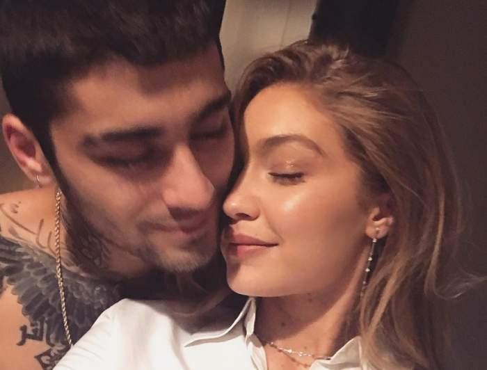 Au stat separați doar câteva luni! Gigi Hadid și Zayn Malik formează din nou un cuplu