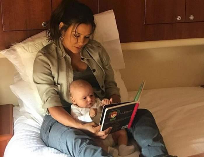 """FOTO / Eva Longoria, criticată aspru de o fană: """"Ai grijă cu pantofii murdari, în pat. Acolo doarme copilul tău"""""""