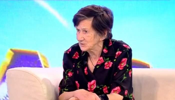 VIDEO / Bătută şi ameninţată cu moartea de nepot! Bătrână de 79 de ani, în pericol