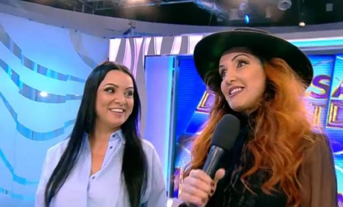 """VIDEO / Nico şi sora ei, Roxana, confruntare în direct! Din surori au devenit """"rivale"""""""