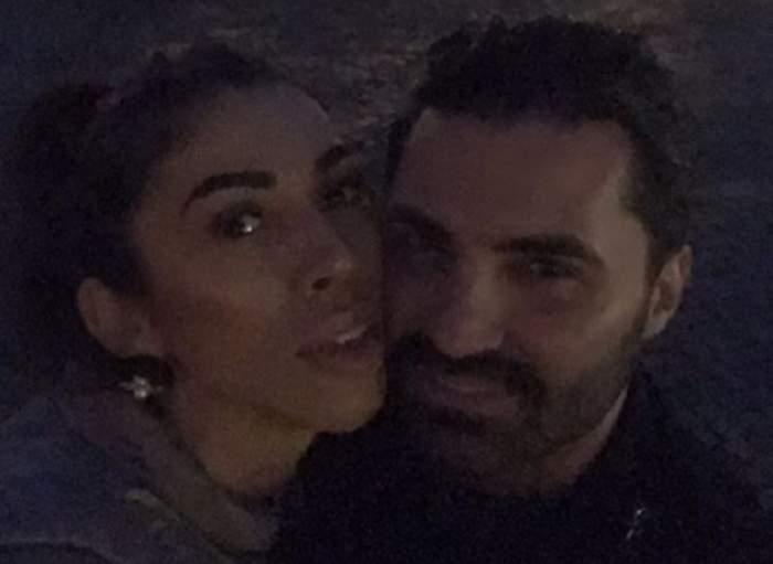 FOTO / Pepe și Raluca Pastramă, clipe romantice ca doi îndrăgostiți. Cum și-a surprins artistul soția