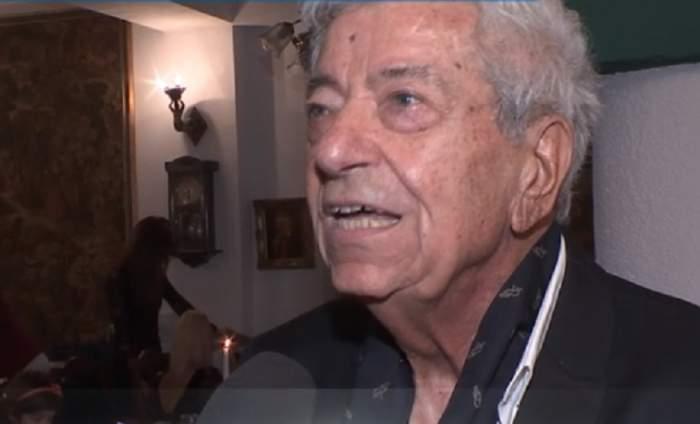 """VIDEO / Ion Dichiseanu, un bunic împlinit la 85 de ani: """"Dumnezeu a fost bun cu mine"""""""