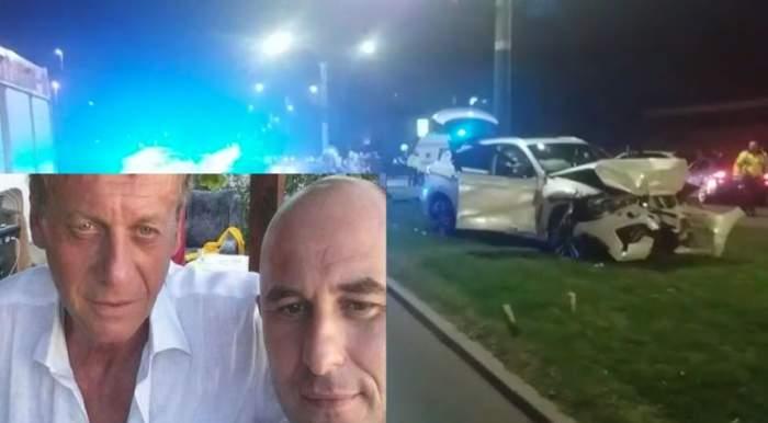 Nepotul lui Ilie Balaci a fost cel care a produs accidentul de luni seara, din Craiova. Plecase să o aducă pe mama fotbalistului la stadion