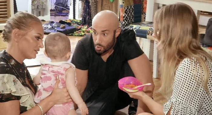 """Ce sfat îi dă Ștefan Bănică Jr. lui Mihai Bendeac înainte de a deveni tată: """"Cântece, roluri, emisiuni, toate se duc!"""""""
