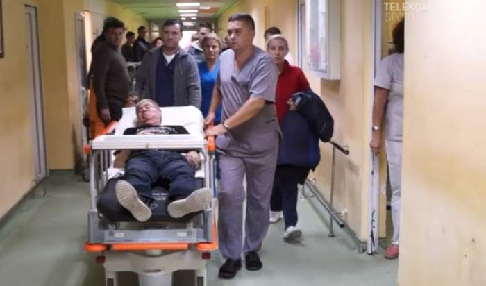 Diagnosticul crunt pus de medici, după ce Aurel Beldeanu a ajuns de urgență la spital. I s-a făcut rău la căpătâiul lui Ilie Balaci