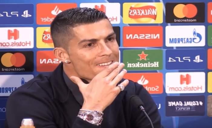 FOTO / Cristiano Ronaldo, aroganță de zile mari! În ce lux se lăfăie starul lui Juventus