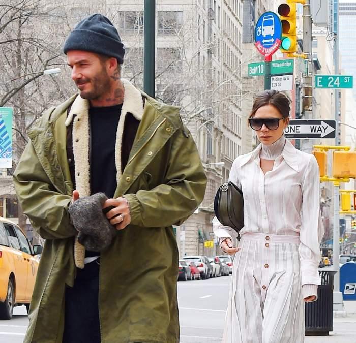 """David și Victoria Beckham """"nu se mai iubesc"""" și fac tot posibilul să țină familia unită. Ce spune expertul în relații"""