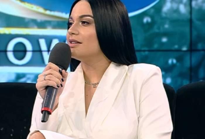 """VIDEO / Betty Vișănescu, probleme după ce a devenit mamă pentru prima oară: """"Nu mai am lapte"""""""