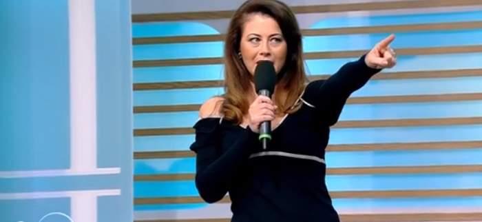 """VIDEO / Corina Dănilă vorbește despre cele mai ascunse dorințe: """"Voiam să fiu stewardesă"""""""