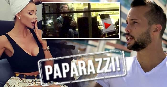 VIDEO PAPARAZZI / Tristan Tate rămâne un cuceritor desăvârşit! Iată cu cine încearcă să o înlocuiască pe Bianca Drăguşanu