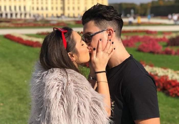 FOTO / Despărțirea-i tot mai grea! Alexia Eram nu a mai rezistat în lipsa lui Mario Fresh și i-a transmis un mesaj care l-a luat prin surprindere