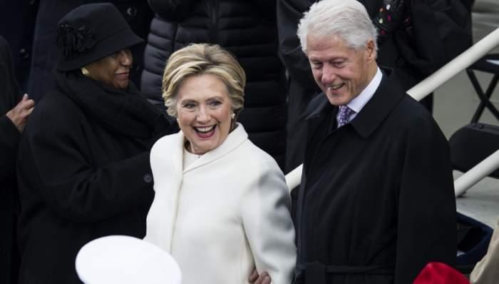 UPDATE: Bombă acasă la Bill Clinton şi la biroul lui Barack Obama