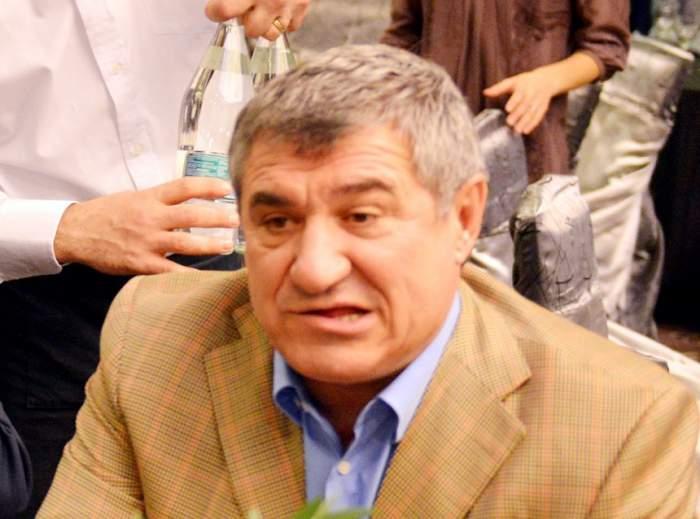 Victor Becali a fost eliberat condiționat
