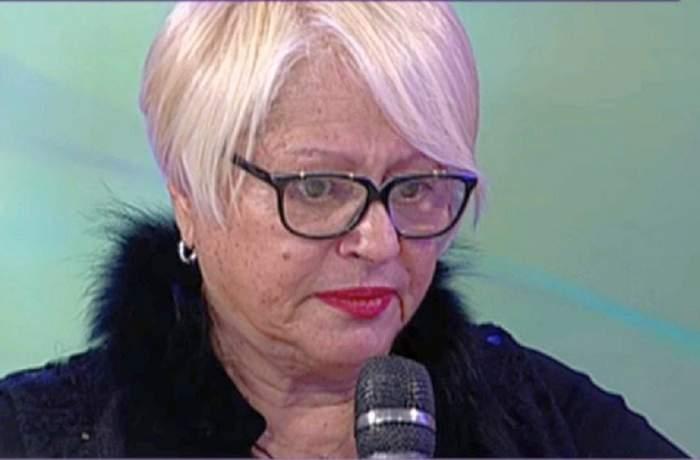 """VIDEO / Mirabela Dauer, în lacrimi la TV: """"Eu în viaţa mea nu am avut un moment atât de frumos"""""""