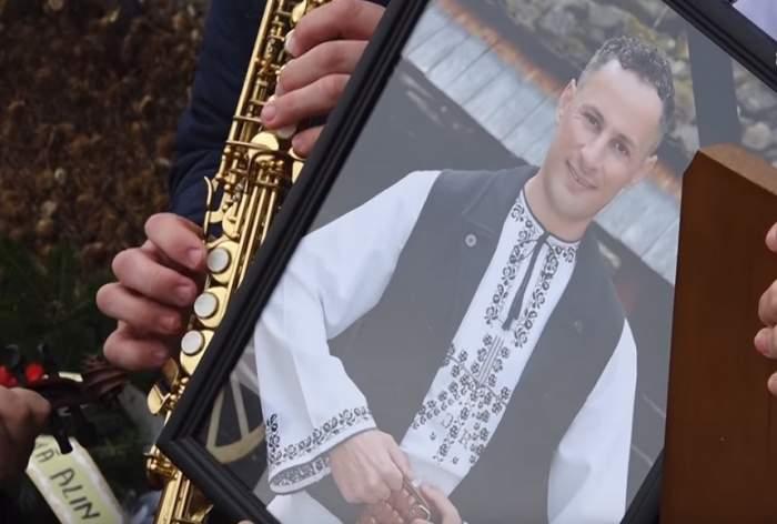 Daniel Rosalim a fost înmormântat! Imagini cutremurătoare cu apropiaţii cântăreţului