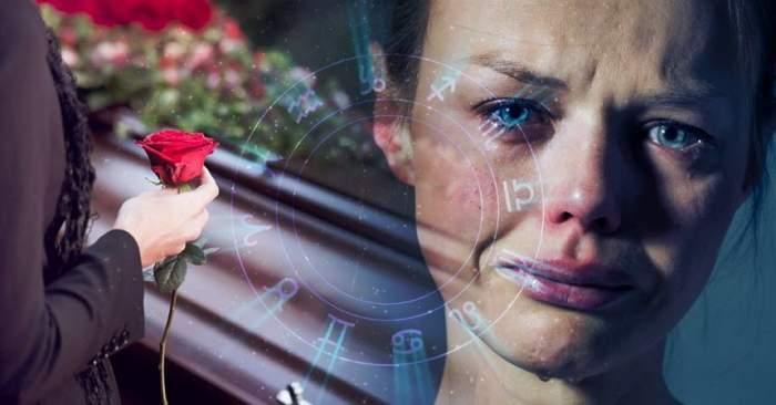 Va plânge în pumni de durere! Zodia care pierde pe cineva drag, în luna noiembrie