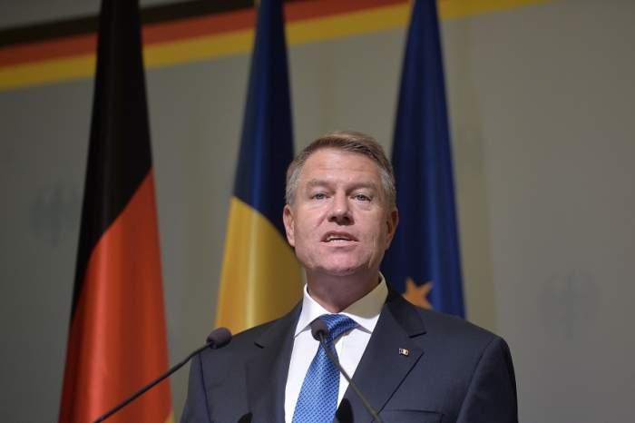 Klaus Iohannis a fost operat de urgență într-un spital din Capitală