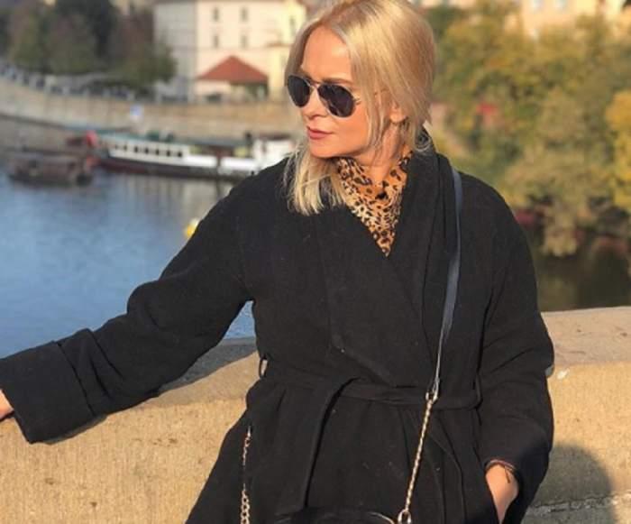 """VIDEO / Paula Chirilă, prima vacanță romantică după divorț: """"Mă bucur de viață"""""""