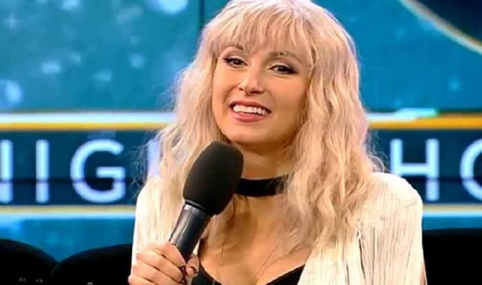 """VIDEO / Andreea Bălan, prima apariție la Tv, după ce a anunțat că este însărcinată: """"George vrea un băiețel, dar mie nu îmi pasă, accept ce o fi"""""""