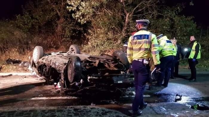 Cine este şoferul din Arad care a murit în teribilul accident de joi seară! Poliţiştilor nu le-a venit să creadă!