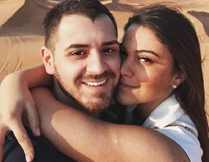 Cătălin Vișănescu și Betty Stoian, declarații de dragoste în văzul tuturor. Cum s-au alintat în public