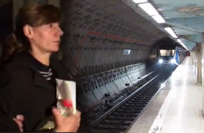 """Magdalena Șerban, """"criminala de la metrou"""", condamnată la închisoare pe viață"""