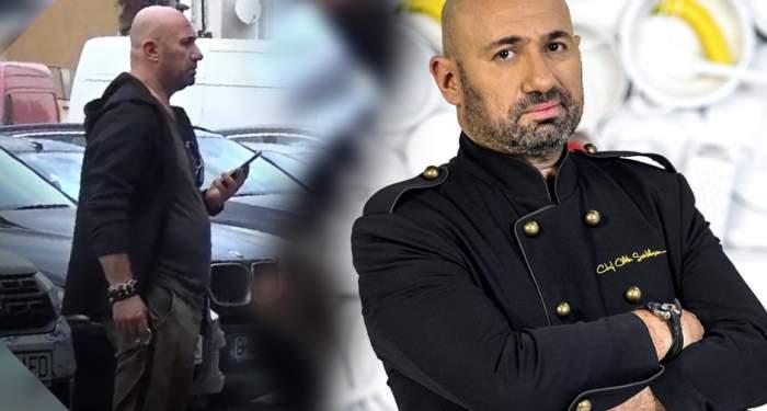 VIDEO / Când iese din bucătărie, face ravagii în magazine! Chef Cătălin Scărlătescu nu ține cont de nimic atunci când merge la shopping