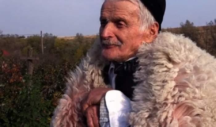 VIDEO / Secretul vieții până la 101 ani! Moș Ștefan a spus totul despre calea unei vieți longevive