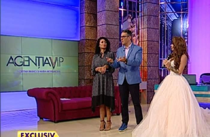 VIDEO / A renunțat la dans, iar acum îmbracă rochia de mireasă! Cum va arăta Denisa Despa, în cea mai importantă zi din viață