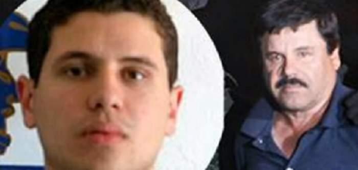 A plătit foştii asasini ai lui Pablo Escobar să aibă grijă de fiul său! Care a fost motivul lui El Chapo