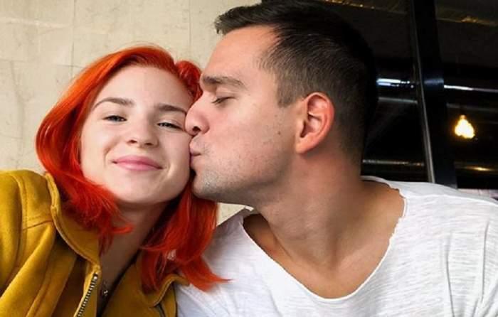 FOTO / Cristina Ciobănașu și Vlad Gherman, o iubire de împărțit cu lumea! Detaliul observat de fani, în cea mai recentă poză