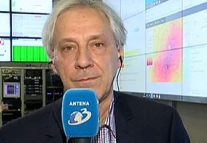 """VIDEO / Mircea Radulian, directorul ştiinţific al INFP, despre cutremurul de 5,8: """"Era de aşteptat"""""""