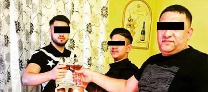 FOTO / El este agresorul manelistului Salam? Internetul tună şi fulgeră