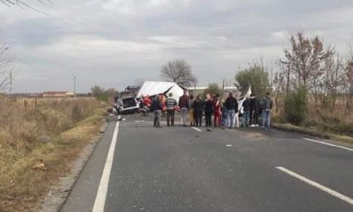 Accident cumplit în Bihor, în urma căruia o persoană a decedat! Circulaţia a fost blocată