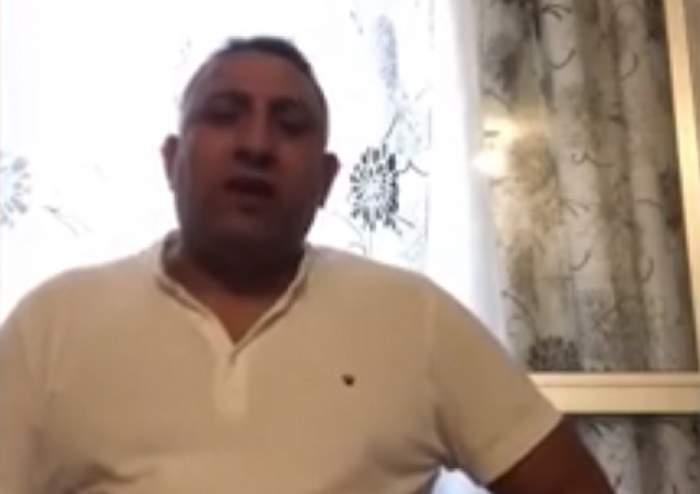 """VIDEO / Interlopul care l-a lovit pe Salam şi-a cerut scuze în mod public: """"Am fost băut şi drogat"""""""