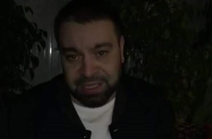 """A zis că se lasă de cântat după ce a fost lovit, dar Salam surprinde: """"În seara asta ne vedem la club"""""""