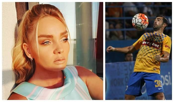 VIDEO / Maria Constantin şi-a asumat noua poveste de dragoste! Dacian Varga este fotbalistul care i-a furat inima
