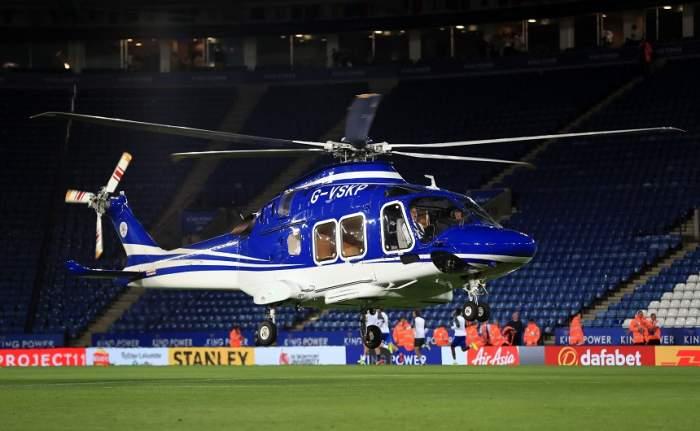 FOTO / Pilotul elicopterului în care şi-a pierdut viaţa patronul clubului Leicester City este un erou! Gestul incredibil pe care acesta l-a făcut înainte de prăbuşire