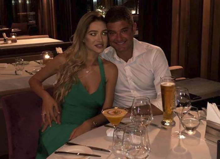 VIDEO / A dat-o pe spate de ziua ei! Cristian Boureanu, surpriză ca în filme pentru Laura Dincă