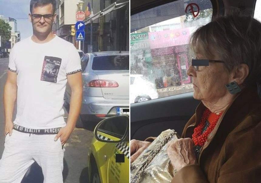 Cum a reacţionat un taximetrist, după ce o bătrână i-a dat pe cursă 150 de lei în loc de 15 lei