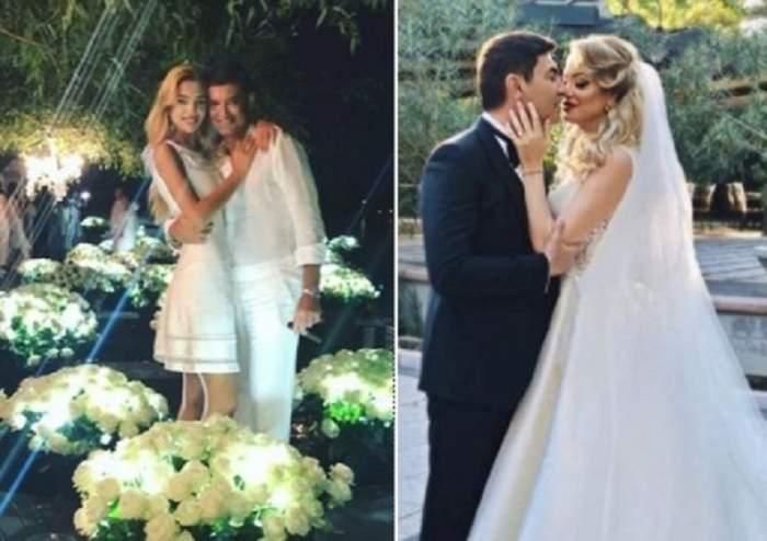 VIDEO / Ce facea Cristian Boureanu, in timp ce Valentina Pelinel se casatorea cu Borcea!